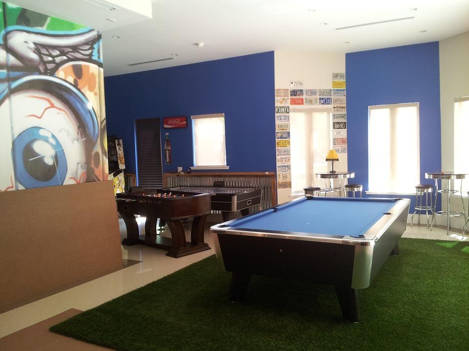 Salas de jogos são ambientes cada vez mais comuns nas empresas. Imagem: Diosan Borrego